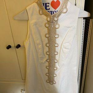 Lily Pulitzer white dress